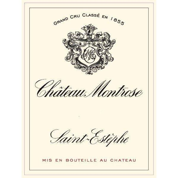 Chateau Montrose (1.5 Liter Futures Pre-Sale) 2017 Front Label