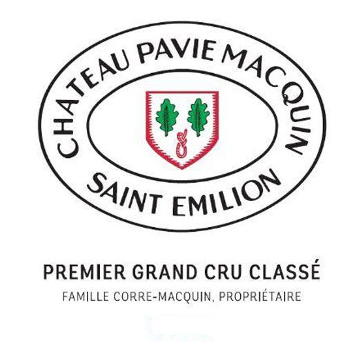 Chateau Pavie Macquin (Futures Pre-Sale) 2017 Front Label