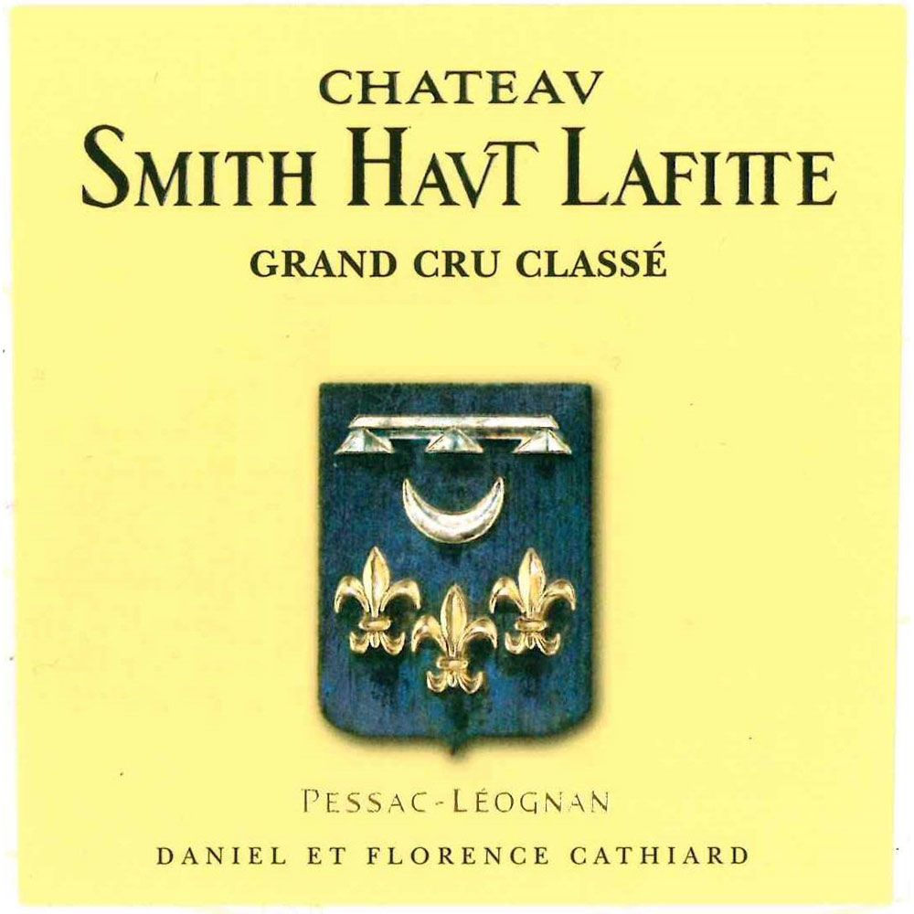 Chateau Smith Haut Lafitte (Futures Pre-Sale) 2017 Front Label