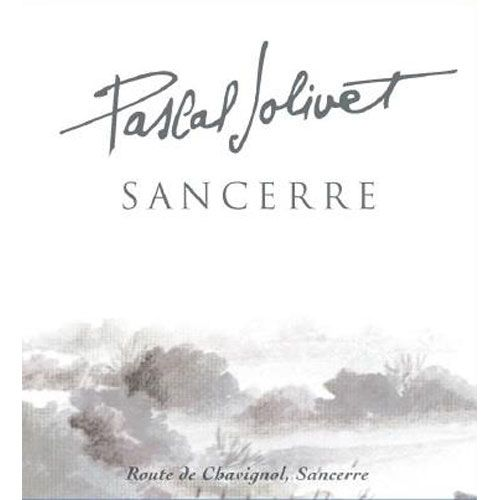 Pascal Jolivet Sancerre 2017 Front Label