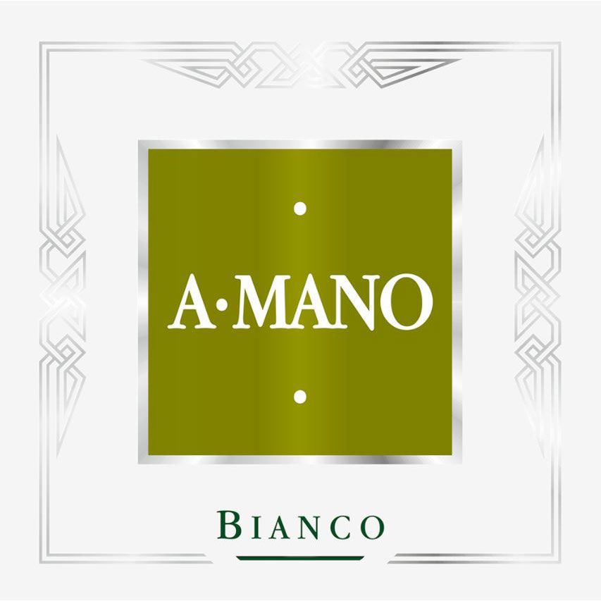 A Mano Bianco 2016 Front Label