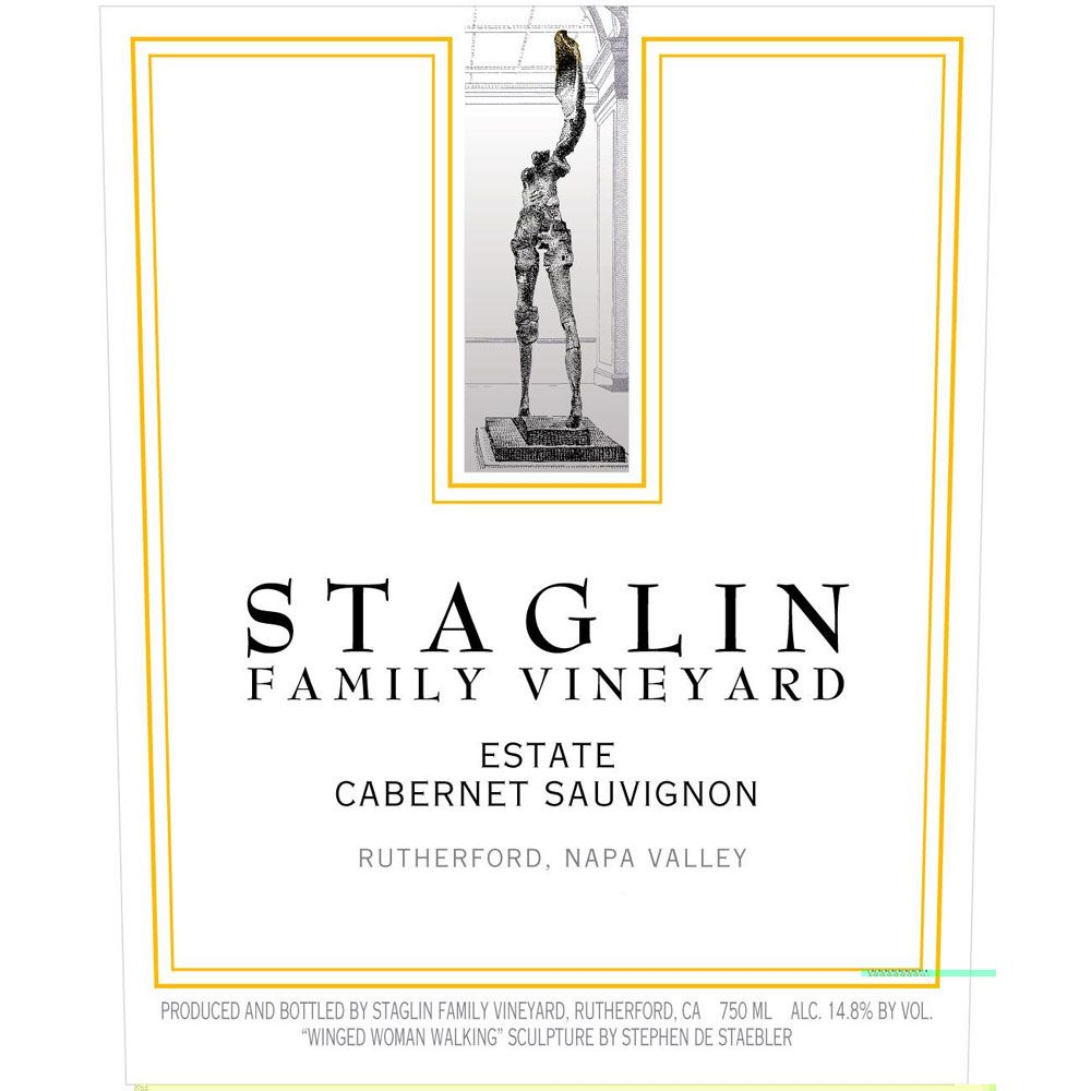 Staglin Cabernet Sauvignon (half-bottle) 1998 Front Label