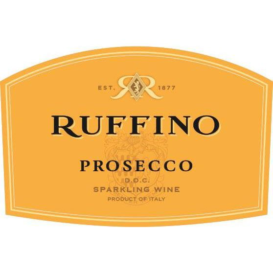 Ruffino Prosecco (187ML Split) Front Label