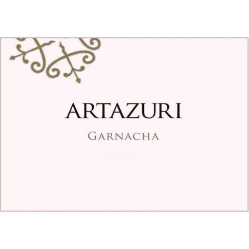 Artazu Artazuri Rose 2017 Front Label