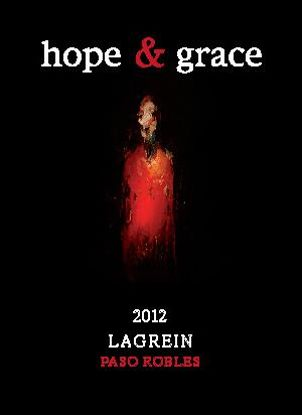 Hope & Grace Wines Lagrein 2012 Front Label