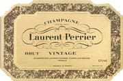 Laurent-Perrier Brut Millesime (375ML half-bottle) 1993 Front Label