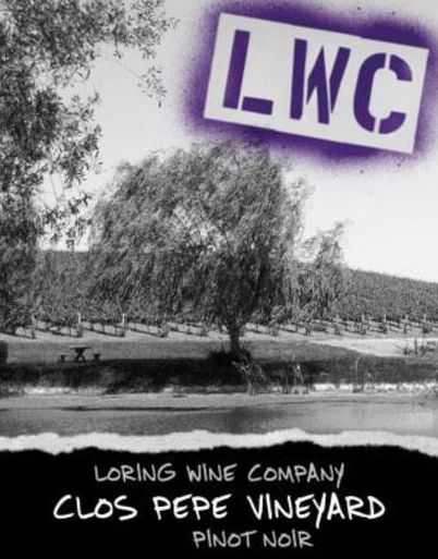 Loring Wine Company Clos Pepe Pinot Noir 2011 Front Label