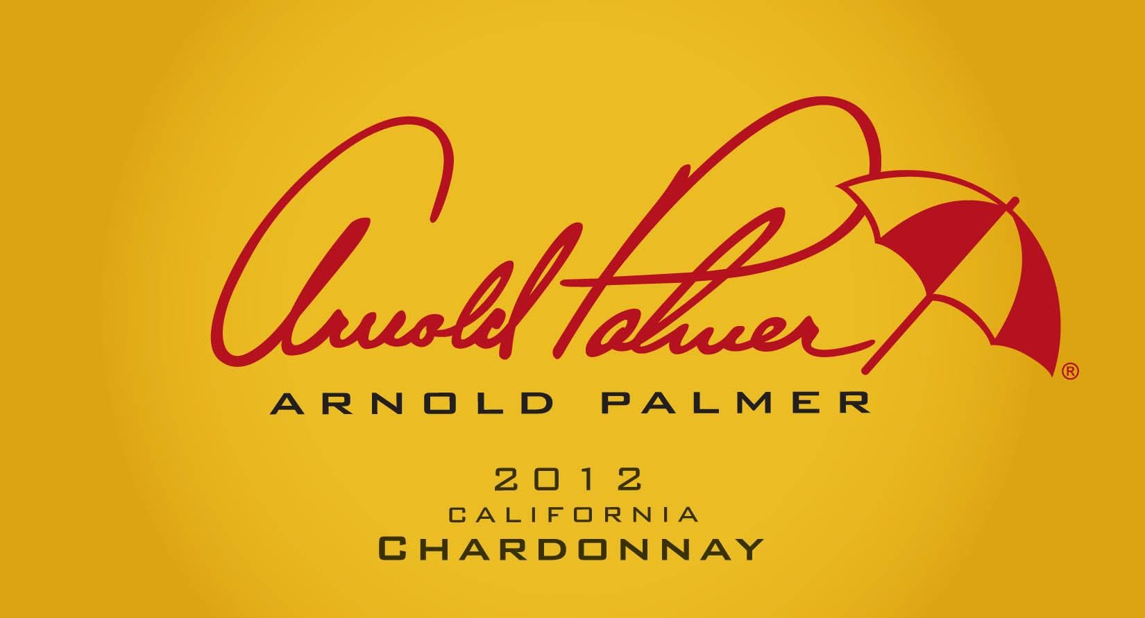 Arnold Palmer Chardonnay 2012 Front Label