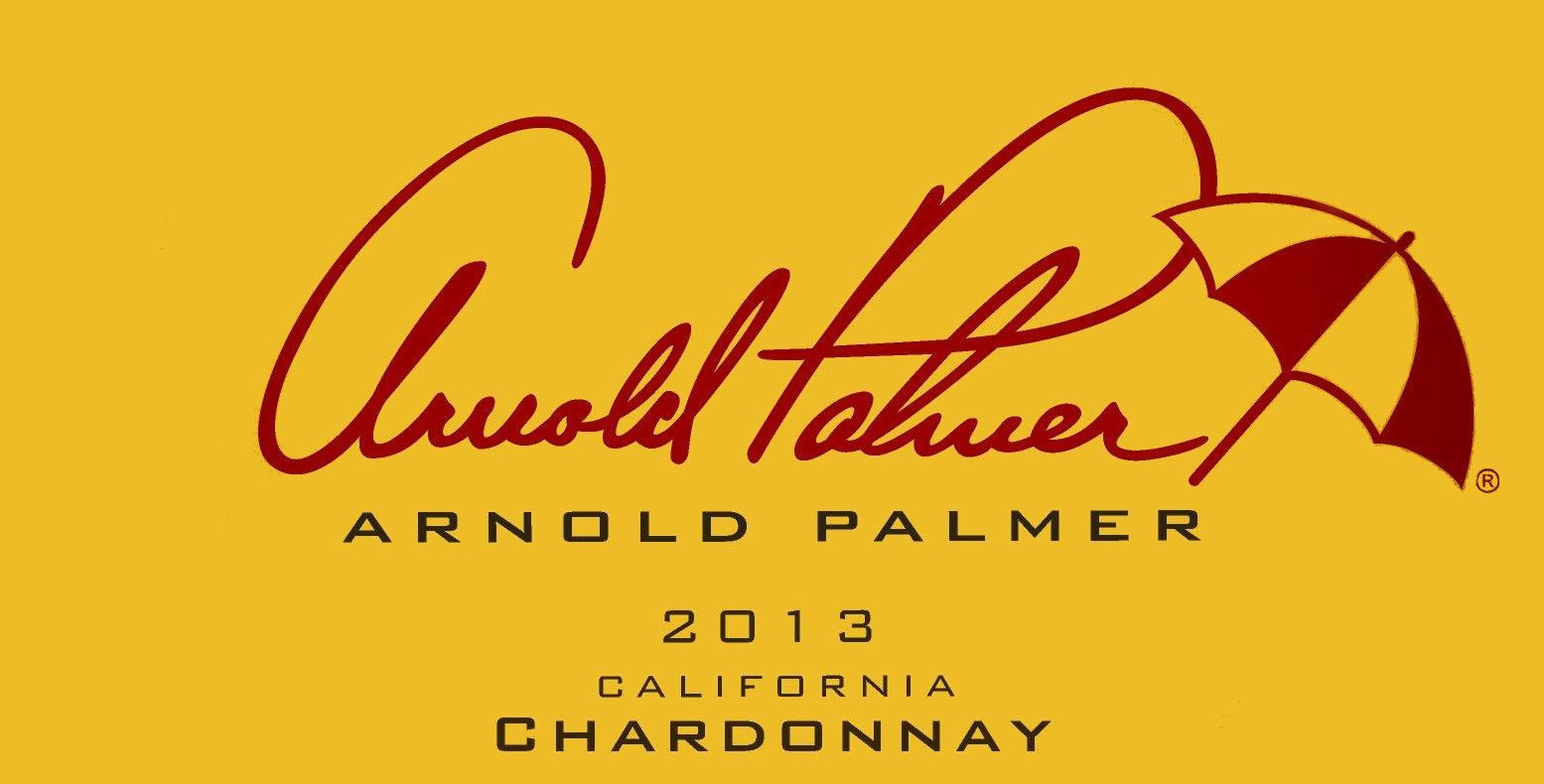 Arnold Palmer Chardonnay 2013 Front Label