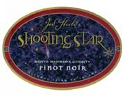 Steele Shooting Star Pinot Noir 2000 Front Label