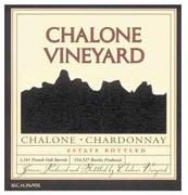 Chalone Estate Chardonnay 2000 Front Label