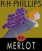 RH Phillips Merlot 2000 Front Label
