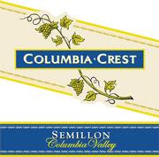 Columbia Crest Semillon 1999 Front Label