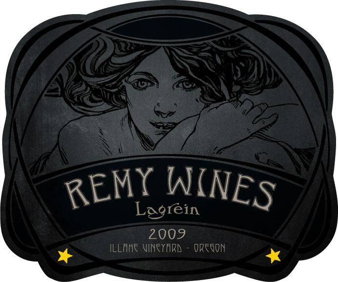 Remy Wines Lagrein 2009 Front Label