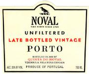 Quinta do Noval Late Bottled Vintage 1997 Front Label