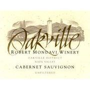 Robert Mondavi Oakville District Cabernet Sauvignon 1997 Front Label