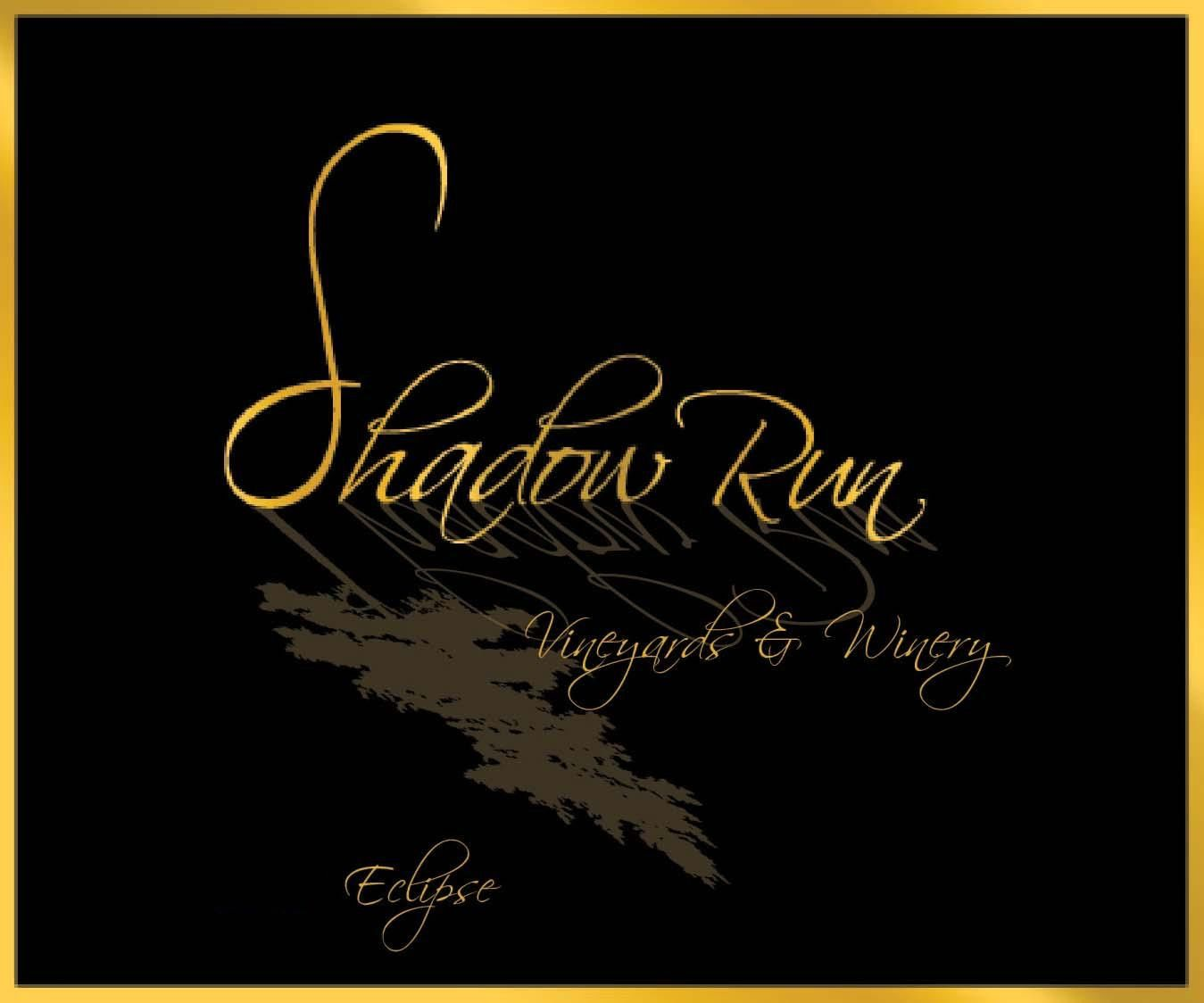 Shadow Run Ranch & Winery Eclipse Petite Sirah 2011 Front Label