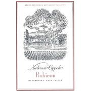 Inglenook Rubicon 1994 Front Label