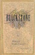 Blackstone Napa Merlot (half-bottle) 2001 Front Label
