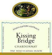 Cheviot Bridge Kissing Bridge Chardonnay 2001 Front Label