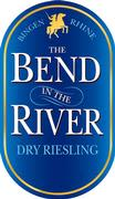 Bend In The River Riesling 2000 Front Label
