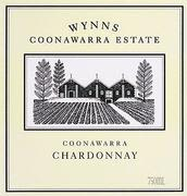 Wynns Coonawarra Estate Chardonnay 2002 Front Label