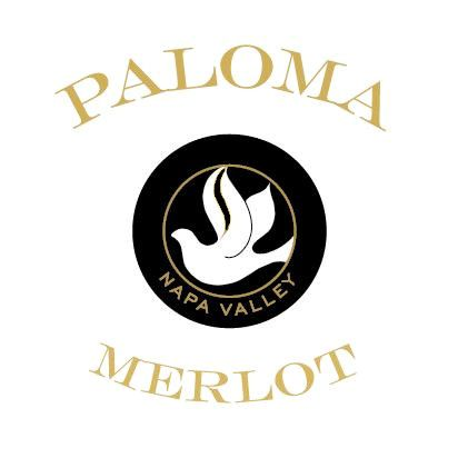 Paloma Spring Mountain Merlot 2005  Front Label