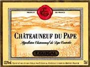 Guigal Chateauneuf-du-Pape 2001 Front Label