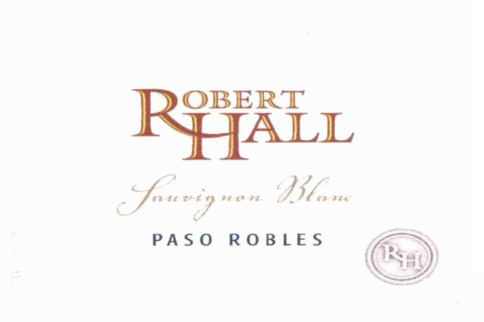 Robert Hall Sauvignon Blanc 2005 Front Label