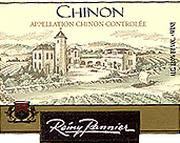Remy Pannier Chinon 2001 Front Label