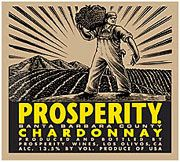 Firestone Prosperity Chardonnay Front Label