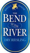 Bend In The River Riesling 2001 Front Label