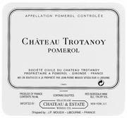 Chateau Trotanoy  1993 Front Label
