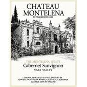 Chateau Montelena Estate Cabernet Sauvignon (375ML half-bottle) 1998 Front Label
