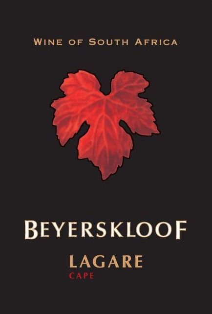 Beyerskloof Lagare Cape 2014 Front Label