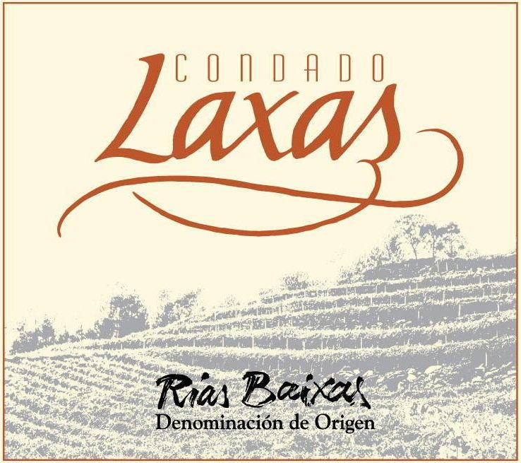 As Laxas Condado 2005 Front Label