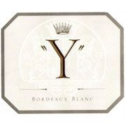 Chateau d'Yquem Y Ygrec (stained label) 2000 Front Label
