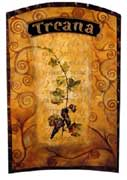 Treana Meritage Red 2000 Front Label