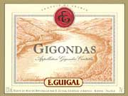 Guigal Gigondas Rouge 2001 Front Label