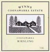 Wynns Coonawarra Estate Riesling 2003 Front Label