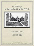 Wynns Coonawarra Estate Shiraz 2002 Front Label