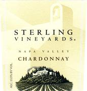 Sterling Chardonnay 1999 Front Label