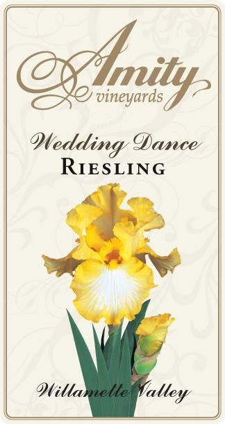 Amity Wedding Dance Riesling 2006 Front Label