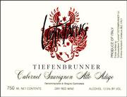 Tiefenbrunner Cabernet Sauvignon Linticlarus 1994 Front Label