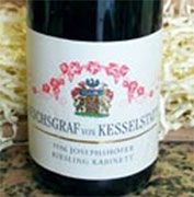 Von Kesselstatt Riesling Josephshofer TBA (half-bottle) 1989 Front Label