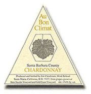 Au Bon Climat Talley-Rincon Vineyard Chardonnay 2001 Front Label
