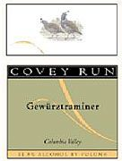 Covey Run Gewurztraminer 2004 Front Label