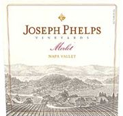 Joseph Phelps Napa Valley Merlot 2002 Front Label