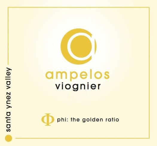 Ampelos Cellars Viognier 2016 Front Label