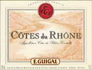 Guigal Cotes du Rhone Rouge 2003 Front Label